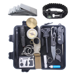 Social Traveler Outdoor Survival Kit
