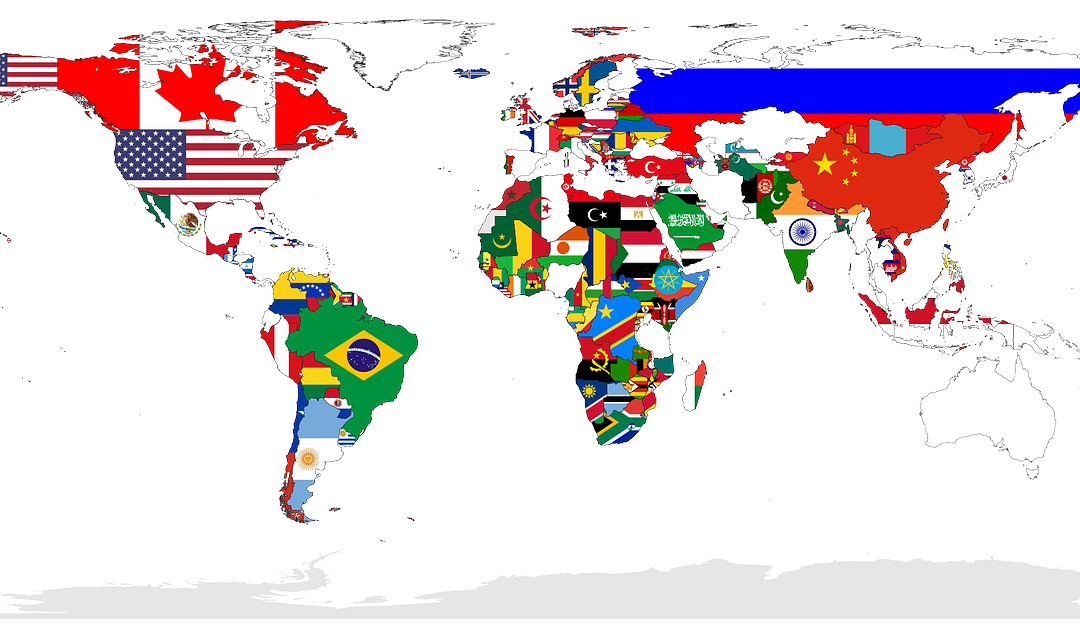Best 195 Flags of The World